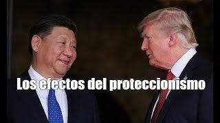 Gambar cover Las duras consecuencias de la guerra comercial en China y Estados Unidos
