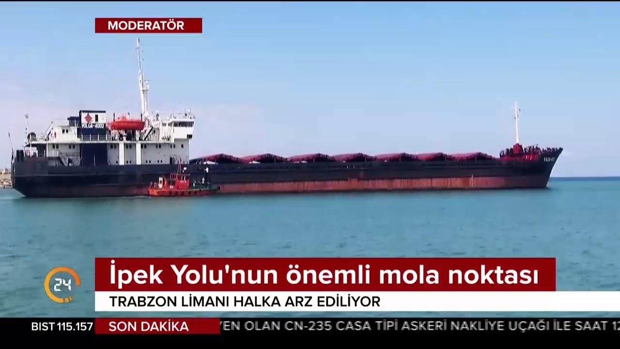 Trabzon Limanı halka arz ediliyor