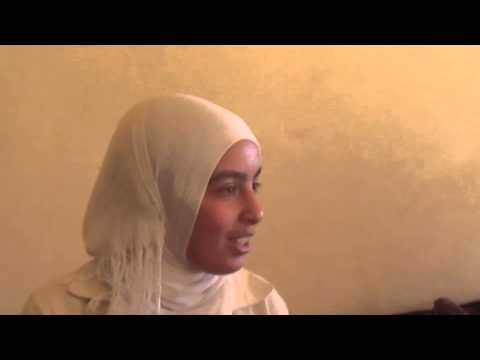 Interview with Khadija - Education for All Morocco