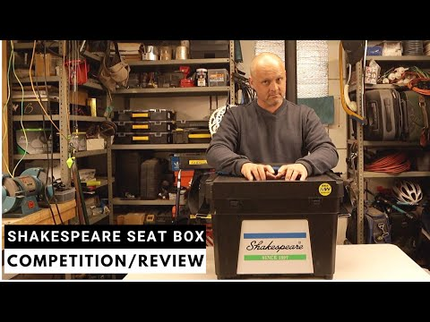 Shakespeare Seat Box - Review