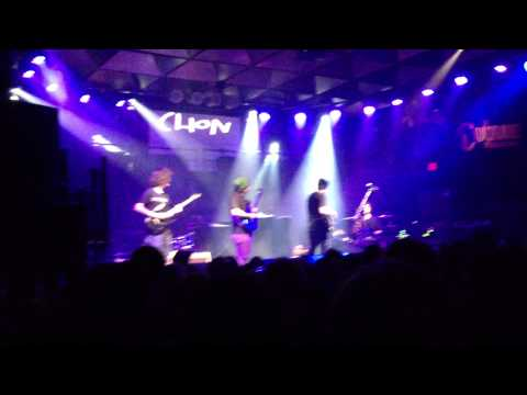 CHON Live Full Set 2014 Culture Room @ Fort Lauderdale, Florida 06/07/14 HD