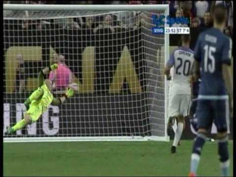 Argentina goleó a Estados Unidos y ya está en la final de la Copa América