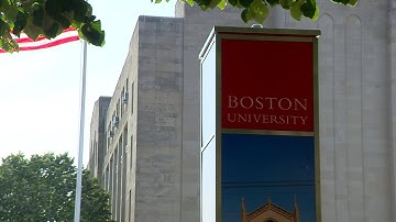 Boston University says it will welcome students back to campus in August