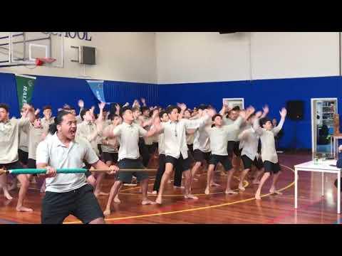 Rotorua Boys' High School House Kapa Haka Competition 2017