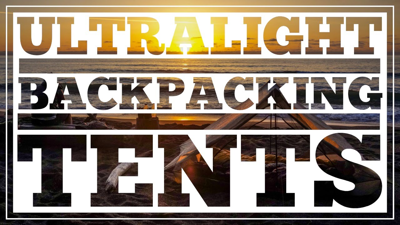 Ultralight Backpacking Tents - CleverHiker.com