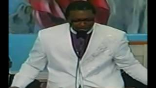 bishop o c pringle my soul is anchored in the lord at his home church house of god keith dominion
