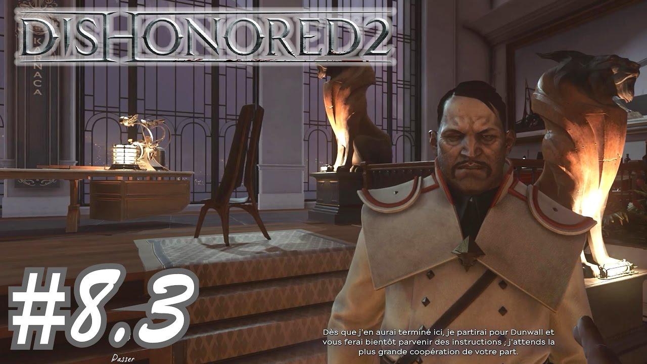 Dishonored le grand palais bureau du duc abele walkthrough