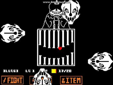 King Sans Fight (scratch)