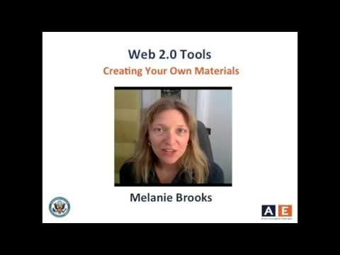Teaching Tips from AE - Web 2.0 Tools Part 2- Creating Your Own Materials