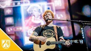 Dieser Mann holt Ed Sheeran auf den Messeparkplatz
