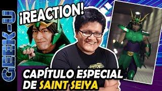 ¡IMPERDIBLE CAPÍTULO DEDICADO A SAINT SEIYA! [OH MY JUMP!]