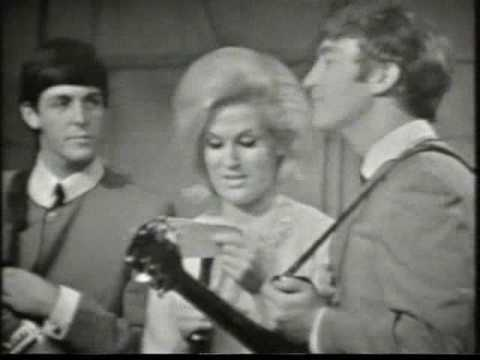 The Beatles interview with Dusty Springfield