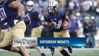 Highlights: Washington emerges victorious in tough conference matchup against Colorado