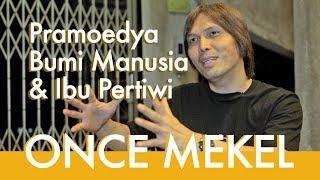 "Once - Menyanyikan ""Ibu Pertiwi"" Soundtrack BUMI MANUSIA"