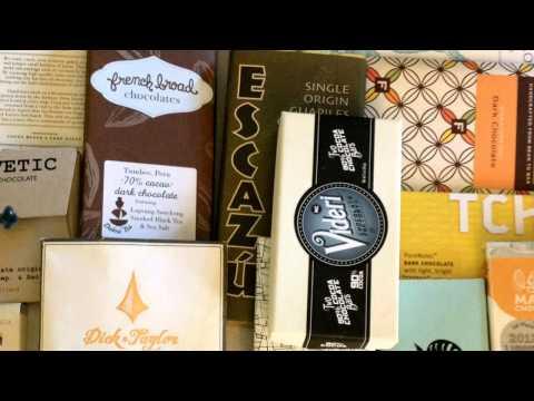 Postcards: Terroir Chocolate, Farm Holiday & Fabric Artist