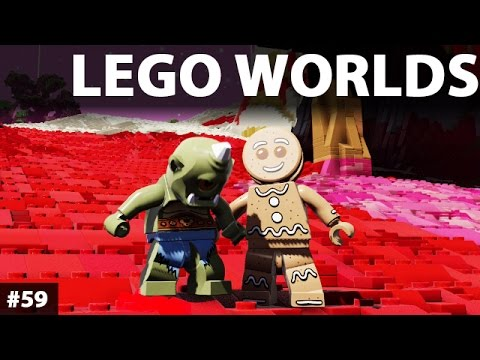 NIESAMOWITA PRZYGODA WE DWÓCH z MATI czyli LEGO WORLDS PO POLSKU