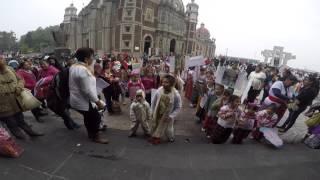 """GRUPO """"CHOCHO PICHAHUA"""" -ACAM,ILPA -2015 BASILICA DE GUADALUPE MÉXICO, D.F."""