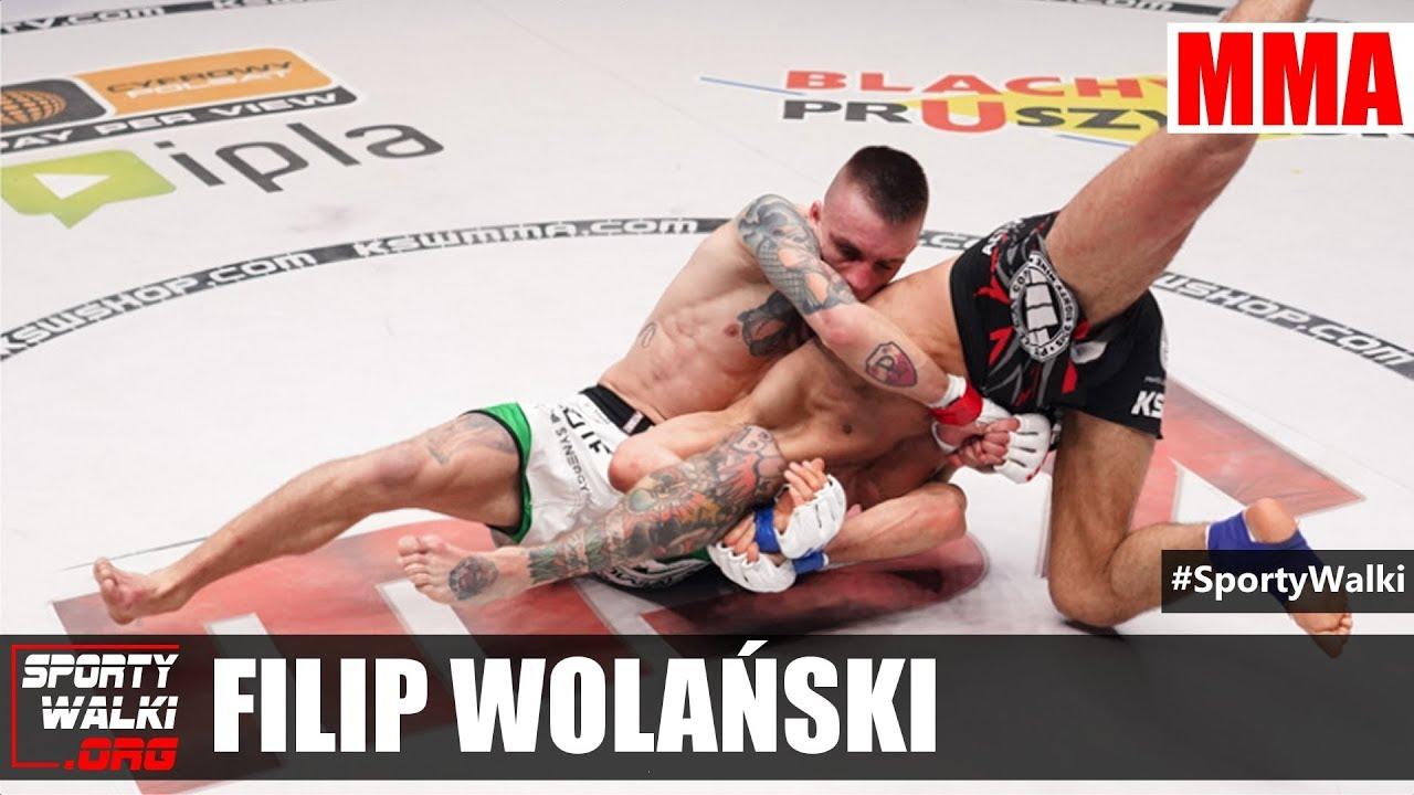 KSW 42: Filip Wolański wypunktował Bartłomieja Koperę
