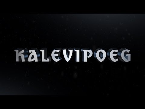 Kalevipoeg - Trailer