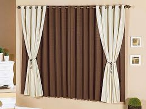 Como hacer cortinas para cocina youtube for Como hacer cortinas para sala