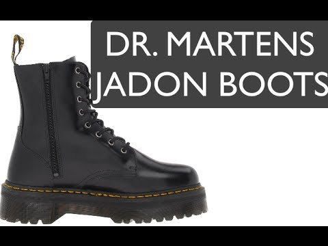 how to make your doc martens bigger