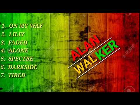 Full Album|Terbaru Alan Walker Versi Reggae|On My Way