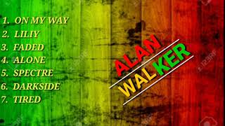Gambar cover Full Album|Terbaru Alan Walker Versi Reggae|On My Way
