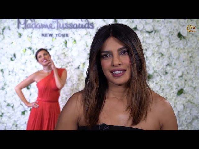 Madame Tussauds Unveils First-Ever Priyanka Chopra Jonas Wax Figure