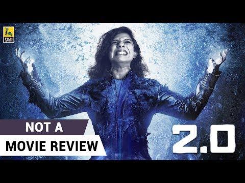 2.0 | Not A Movie Review | Sucharita Tyagi | Film Companion