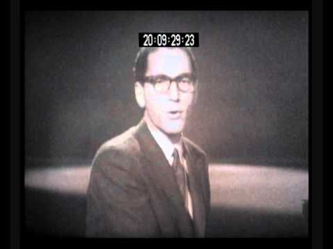 Tom Lehrer - National Brotherhood Week - The Frost Report