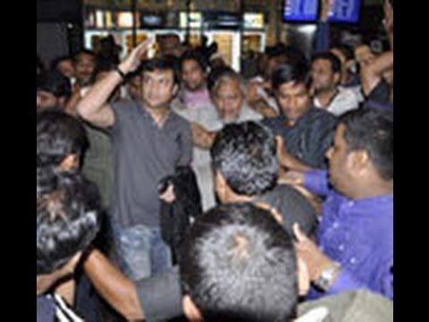 ओवैसी को हैदराबाद में गिरफ्तार