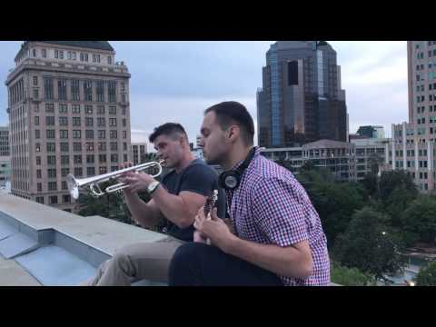 Somewhere Over The Rainbow - TRUMPET & UKULELE DUET - Israel Kamakawiwoʻole