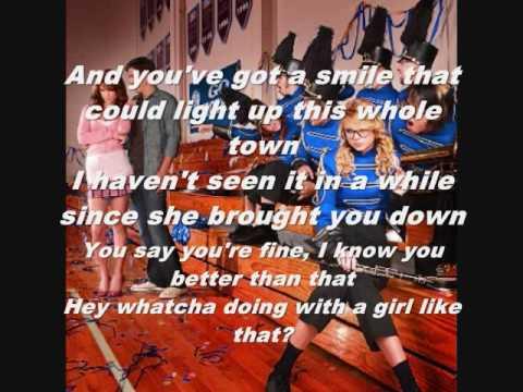 Taylor Swift- You Belong With Me (Karaoke W/lyrics)