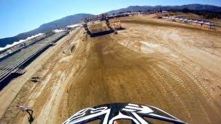 GoPro HD: Chad Reed – Pala Lucas Oil AMA Motocross 2011