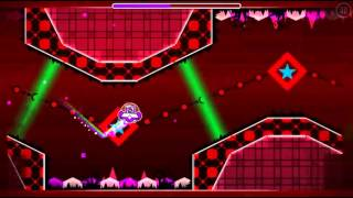 Geometry Dash - The Polar lights by Suomi