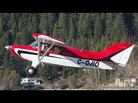 Maule M5 Takeoff