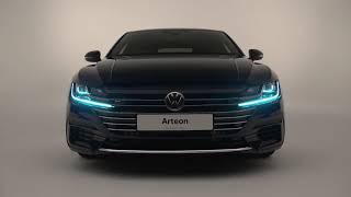 2019 Volkswagen Arteon interior & Exterior Look