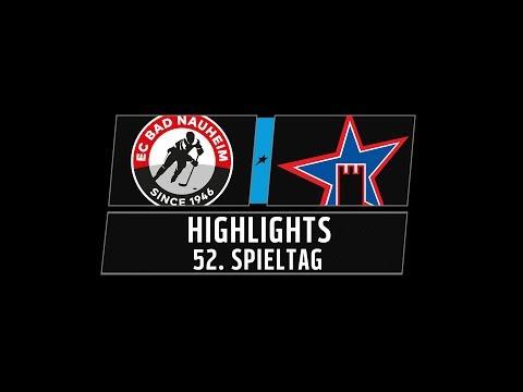 DEL2 Highlights 52. Spieltag | EC Bad Nauheim vs. Ravensburg Towerstars