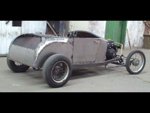 Diy Hot Rod Kart Pt 18 The Doors Youtube