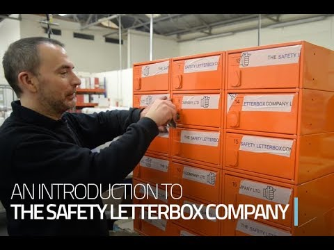An Introduction to The Safety Letterbox Company | The Safety Letterbox Company