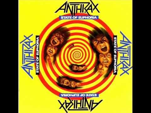 Anthrax State Of Euphoria