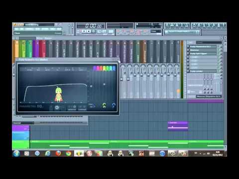 Idea Basica De Musica Trance Y Ademas Link De Libreria Vocal Free Downloads (FL Studio 10)