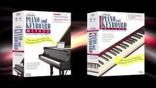 eMedia Piano and Keyboard Method Deluxe Demo Video