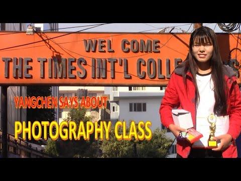 Photography Class (HSEB, Nepal)