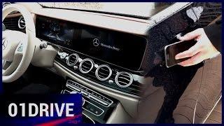 Mercedes transforme votre smartphone en clé de voiture