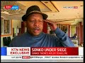 Governor Mike Sonko: Miguna Miguna is the only one who can help me dismantle this cartels