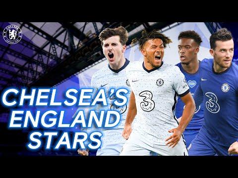 Chelsea's England Stars | Season So Far Ft. Mount, Chilwell, James & Hudson-Odoi