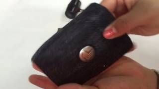 how to attach jeans button with simple tool