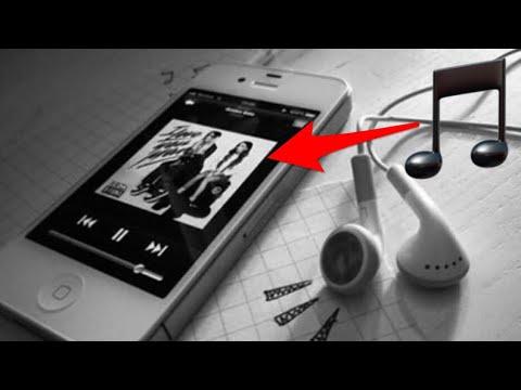 Как закачать музыку на iphone 4