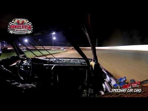 #T4 Anthony Breeden - Hotshot - 5-17-19 Ponderosa Speedway - In Car Camera